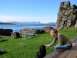 pier holiday cottage applecross